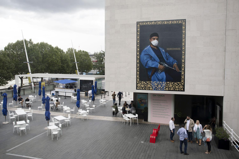 Hayward Gallery Commission - Everyday Heroes - 4 Sep – 1 Nov 2020